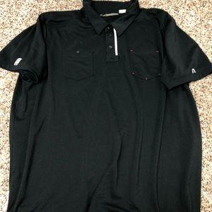 Other - McDonalds Employee Black crew Uniform Shirt 2XL